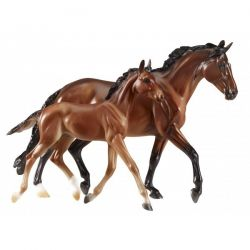 Breyer Traditional 1474 - GG Valentine i Heartbreaker