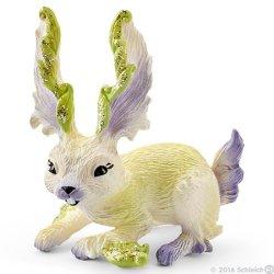 Schleich Bayala 70528 - Listkowy królik elfki Sera