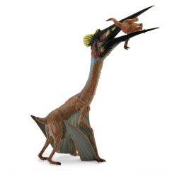 CollectA 88655 - Dinozaur Kecalkoatl z ofiarą