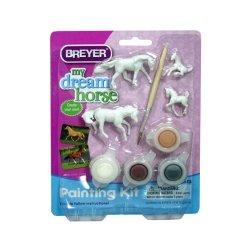 Breyer 4186 - Mini konie do malowania zestaw A