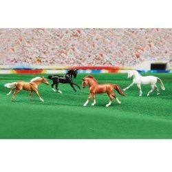 Breyer Stablemates 5388 - Igrzyska - 4 konie sportowe