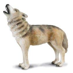 CollectA 88341 - Wilk szary wyjący