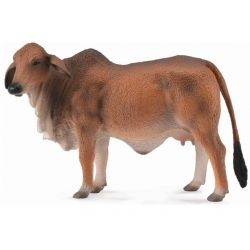 CollectA 88600 - Krowa Brahman czerwona