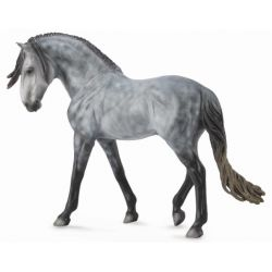 CollectA 88631 - Ogier andaluzyjski siwy