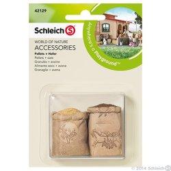 Schleich 42129 - Granulat i owies
