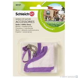 Schleich 42121 - Kantar i derka dla kuca