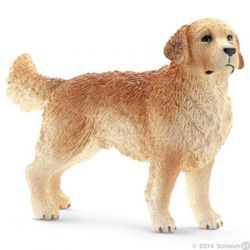 Schleich 16394 - Golden retriever pies