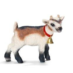 Schleich 13720 - Koza domowa koźlę z dzwonkiem