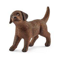 Schleich 13835 - Labrador retriever szczenię czekoladowe