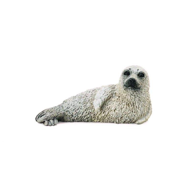 CollectA 88681 - Młoda foka plamista, pstra