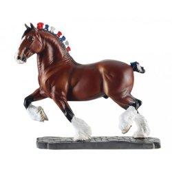 Breyer Rasy Świata 8254 - Koń Clydesdale