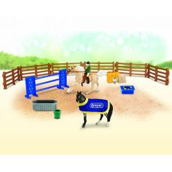 Breyer Stablemates 6027 - English Play Set