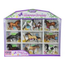 Breyer Stablemates 5412 - Stablemates Horse Lover's Collection Shadow Box