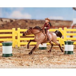 Breyer Stablemates 5377 - Barrel Racing