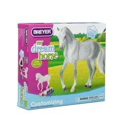 Breyer zestaw 4115 - Koń arabski do moherowania