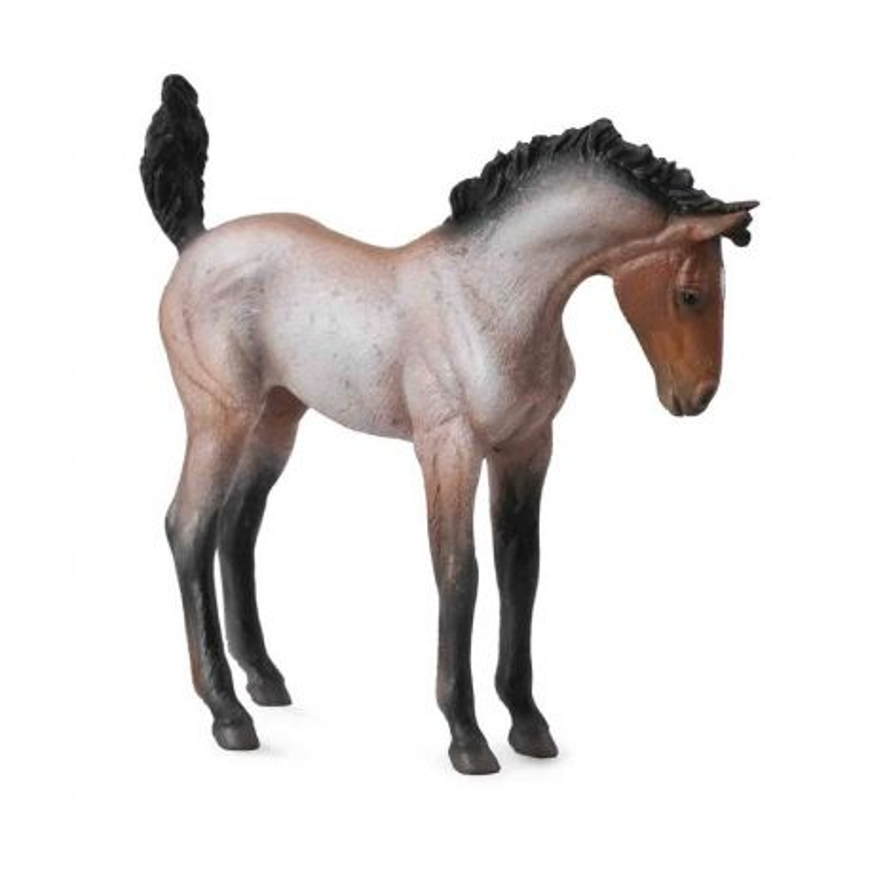 CollectA 88545 - Mustang źrebię gniado-dereszowate
