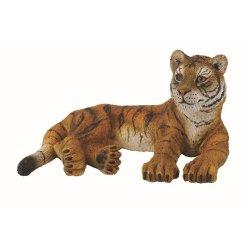 CollectA 88412 - Tygrys młody leżący