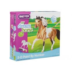 Breyer zestaw 4116 - Koń do malowania Pinto