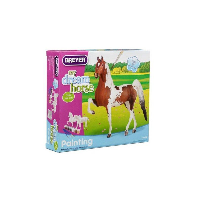 Breyer zestaw 4099 - Dwa konie do malowania quarter i saddlebred