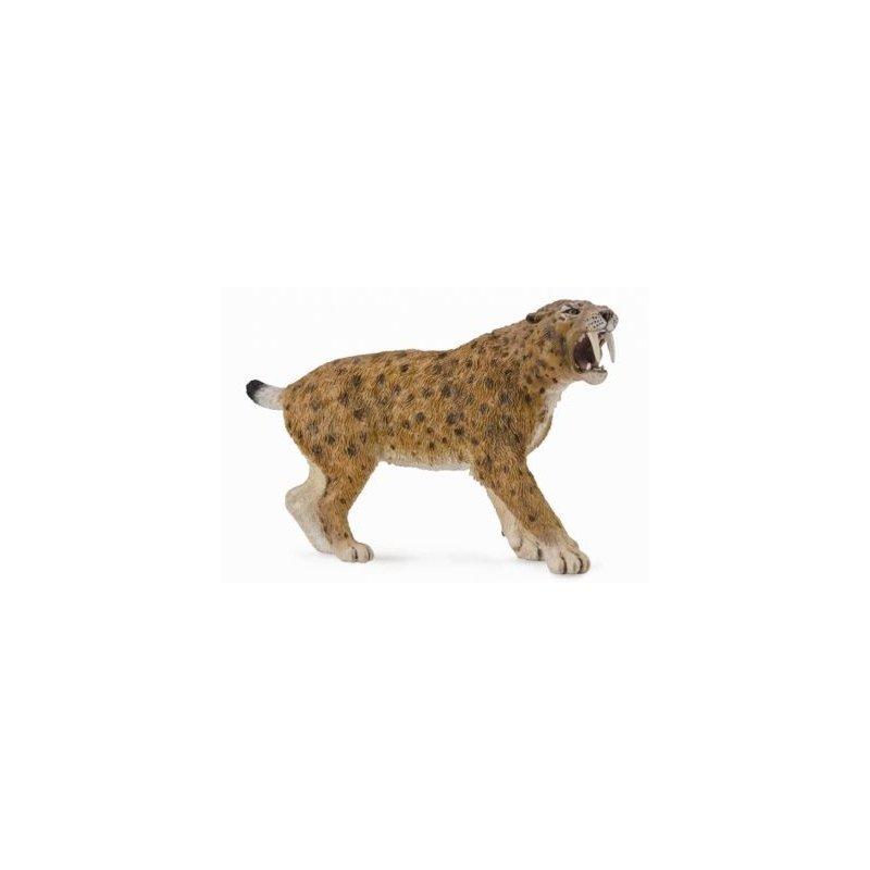 CollectA 88715 - Smilodon tygrys szablastozębny