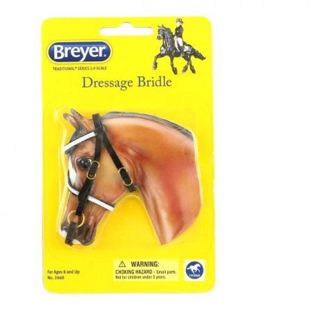Breyer Traditional 2460 - Ogłowie do dresażu