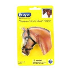 Breyer Traditional 2490 - Kantar westernowy pokazowy z uwiązem