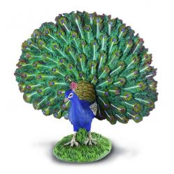 CollectA 88209 - Paw indyjski niebieski samiec