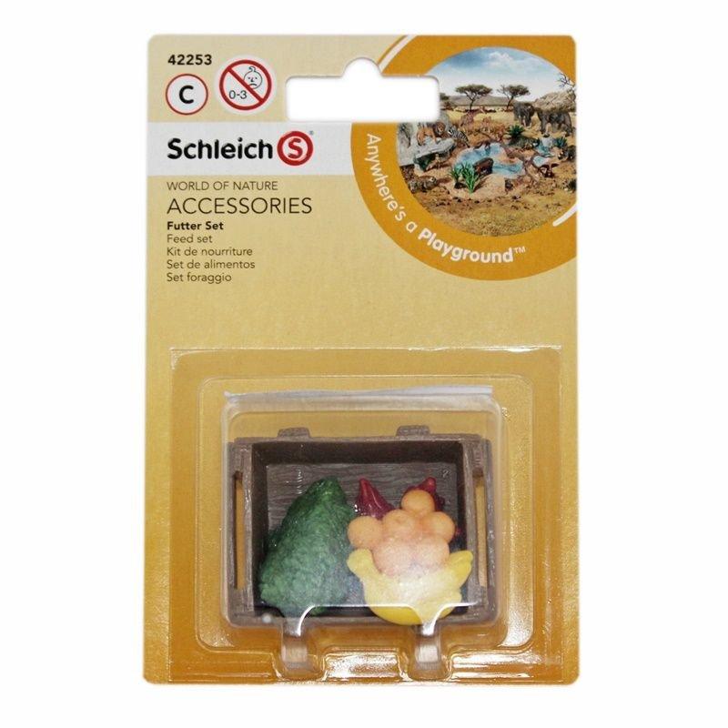 Schleich 42253 - Zestaw pożywienie dla roślinożerców
