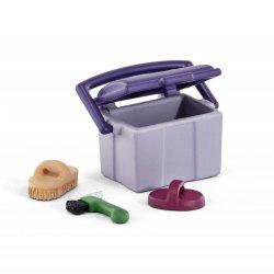 Schleich 42283 - Zestaw do czyszczenia fiolet