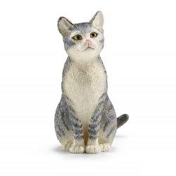 Schleich 13771 - Kot siedzący