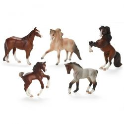 Breyer Mini Pony Gals 7153 - Skarpetki i chrapki