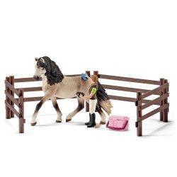 Schleich 42197 - Zestaw smakołyków dla konia