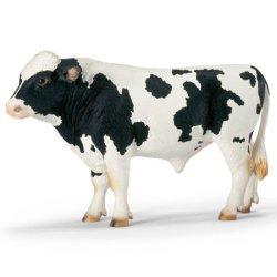 Schleich 13632 - Byk rasy Holstein
