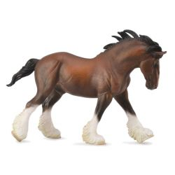 CollectA 88621 - Ogier Clydesdale gniady