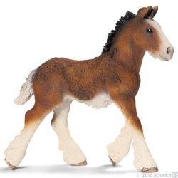Schleich 13736 - Koń shire źrebię
