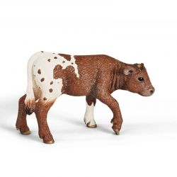 Schleich 13684 - Cielę rasy Texas Longhorn