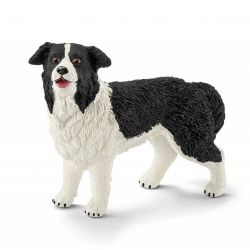 Schleich 16840 - Pies Border Collie suka