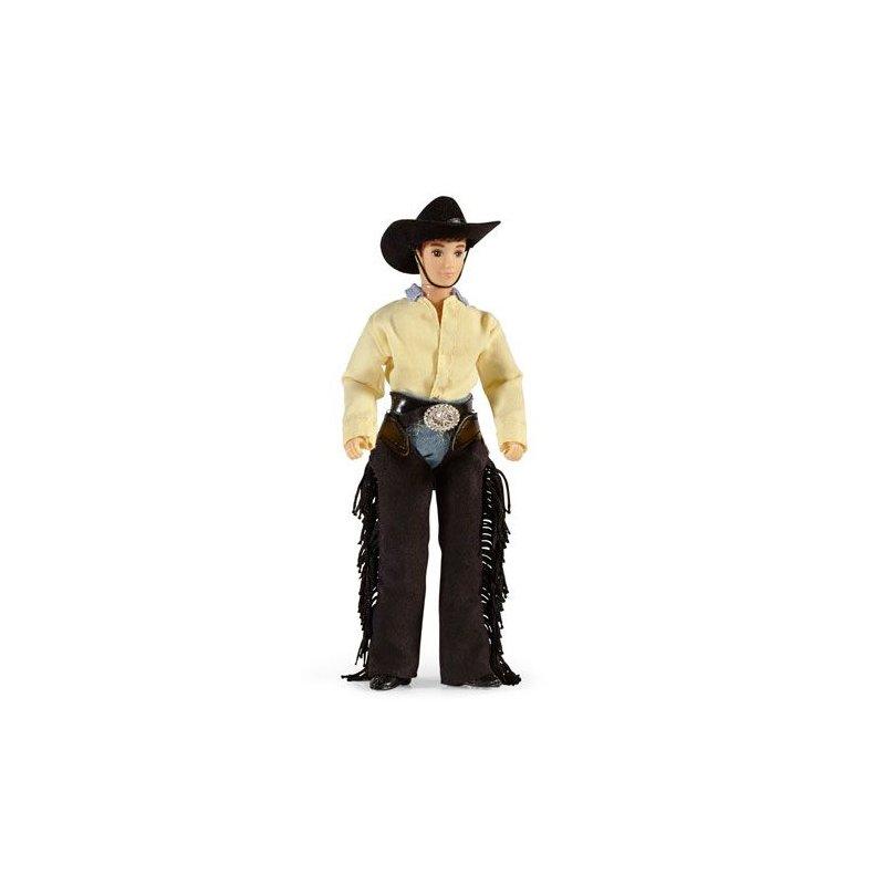 Breyer Traditional 536 - Lalka kowboj Austin