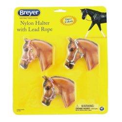 Breyer Traditional 2474 - Zestaw 3 kantarów z uwiązami