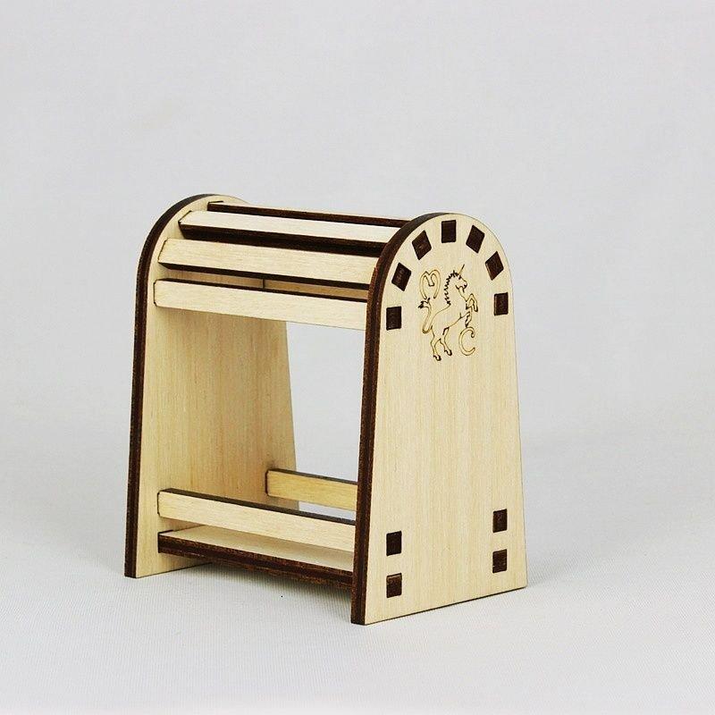 Drewniany stojak na siodło CL wersja A