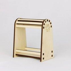 Drewniany stojak na siodło TR wersja A
