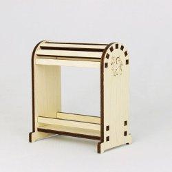 Drewniany stojak na siodło TR wersja U