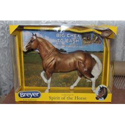Breyer Traditional 1357 - Big Chex To Cash ogier
