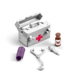 Schleich 42364 - Stajenny zestaw medyczny