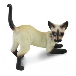 CollectA 88332 - Kot syjamski przeciągający się
