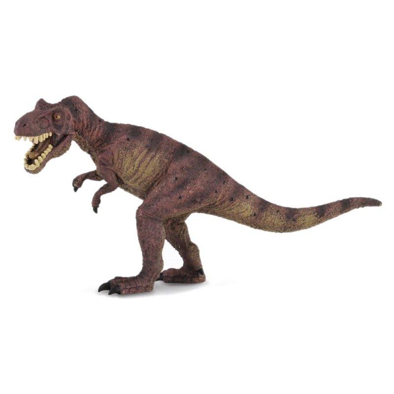CollectA 88036 - Dinozaur Tyranozaur Rex brązowy