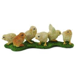 CollectA 88479 - Kurczaki młode