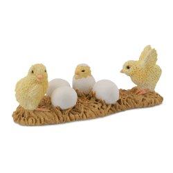 CollectA 88480 - Kurczaki wylęgarnia