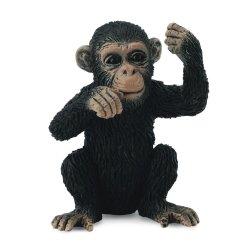 CollectA 88495 - Szympans młody myślący