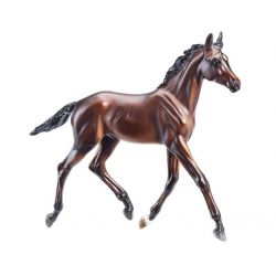 Breyer Traditional 1490 - Pierwszy źrebak Zenyatty - Cozmic One